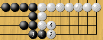 Result if black moves first